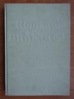 Margareta Kamla - Romanul Brancusi
