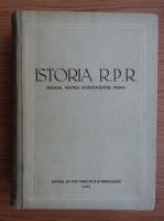 Mihail Roller - Istoria R.P.R. Manual pentruinvatamant mediu