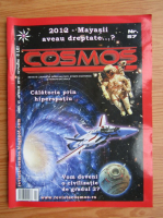 Anticariat: Revista Cosmos, anul VI, nr. 57, aprilie 2012