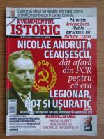 Revista Evenimentul Istoric, nr. 9, 19 octombrie-23 noiembrie 2018