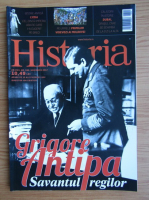 Anticariat: Revista Historia, an XVII, nr. 190, noiembrie 2017