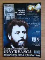 Anticariat: Revista Historia, an XVIII, nr. 195, aprilie 2018