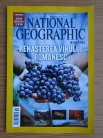 Revista National Geographic, octombrie 2015, nr. 150