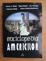 Anticariat: Silviu Negut, Ion Nicolae - Enciclopedia Americilor