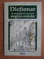 Anticariat: Teodora Ermurache - Dictionar de management general englez-roman