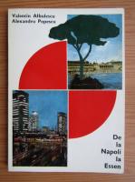 Anticariat: Valentin Albulescu - De la Napoli la Essen
