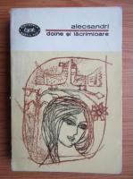 Anticariat: Vasile Alecsandri - Doine si lacrimioare