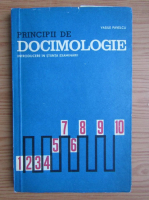 Anticariat: Vasile Pavelcu - Principii de docimologie