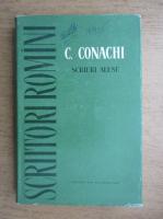C. Conachi - Scrieri alese
