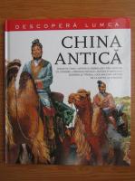 Anticariat: China antica. Dinastica Tang, mituri si simboluri, trei moduri de gandire, ordinea sociala, rutele comerciale
