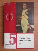 Anticariat: Gheorghe Eminescu - Napoleon Bonaparte (volumul 2)