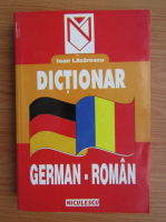 Ioan Lazarescu - Dictionar german-roman