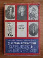 Anticariat: Leon Levitchi - Istoria literaturii engleze si americane (volumul 2)