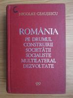 Nicolae Ceausescu - Romania pe drumul construirii societatii socialiste multilateral dezvoltate (volumul 29)