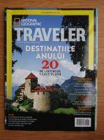 Anticariat: Revista National Geographic Traveler, nr. 20, aprilie-iunie 2014