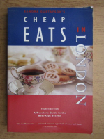 Anticariat: Sandra Gustafson - Cheap eats in London