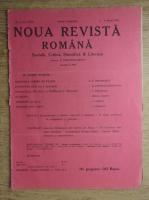 C. Radulescu-Motru - Noua Revista Romana. Sociala, critica, stiintifica si literara, vol. XVIII, nr. 2, 6-13 martie 1916