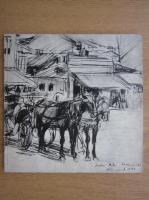 Anticariat: Expozitia Jean Al. Steriadi, desene si gravuri