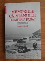 Anticariat: Memoriile capitanului Dumitru Pasat