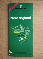 Anticariat: New England (ghid de calatorie)
