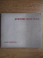 Pierre Belves - Premier livre d'art
