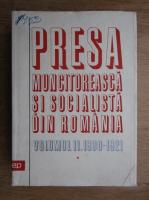 Presa muncitoreasca si socialista din Romania (volumul 2, partea 1)