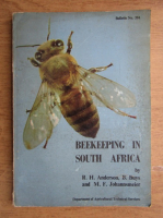 Anticariat: R.H. Anderson - Beekeping in South Africa