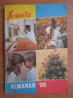 Almanah Femeia '90