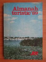 Almanah turistic '89
