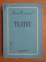 Anticariat: Boris Romasov - Teatru