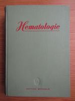 Anticariat: C. T. Nicolau - Hematologie