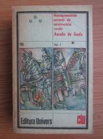 Anticariat: Dan Munteanu - Nemaipomenitele peripetii ale neifricatului cavaler Amadis de Gaula (volumul 1)