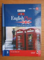 Anticariat: English Plus. O curso de ingles do seculo XXI (contine CD)