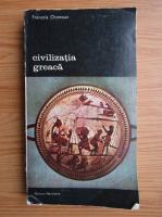 Anticariat: Francois Chamoux - Civilizatia greaca (volumul 2)