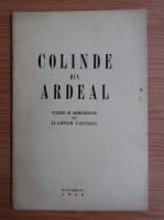 Ilarion Cocisiu - Colinde din Ardeal (1940)