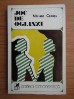 Anticariat: Mariana Ceausu - Joc de oglinzi