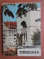 Anticariat: Mircea Serbanescu - Timisoara (ghid de calatorie)