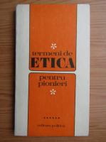 Anticariat: Termeni de etica pentru pionieri (volumul 6)