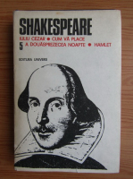 Anticariat: William Shakespeare - Opere complete (volumul 5)
