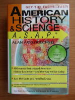 Anticariat: Alan Axelrod - American history and science