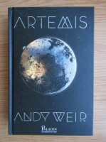 Anticariat: Andy Weir - Artemis