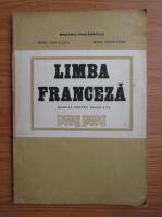 Anticariat: Doina Popa-Scurtu - Limba franceza. Manual pentru clasa a V-a (1993)