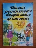Gheorghe Zarafu - Versuri pentru fiecare despre soare si ninsoare