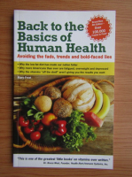 Anticariat: Mary Frost - Back to the Basics of Human Health