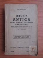 O. Tafrali - Istoria antica (1935)