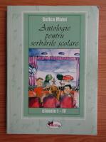 Sofica Matei - Antologie pentru serbarile scolare, clasele I-IV
