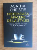 Anticariat: Agatha Christie - Misterioasa afacere de la Styles