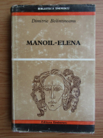 Anticariat: Dimitrie Bolintineanu - Manoil-Elena