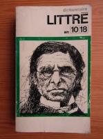 Francis Bouvet - Dictionnaire littre en 1018