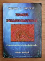 Anticariat: Gabriel I. Nastase - Fenomene energoinformationale